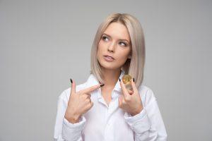 Auch Frauen sind auf Bitcoin Profit aktiv
